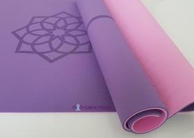 Thảm Tập Yoga Chất Lượng Uy Tín Chỉ Có Tại Capa Yoga
