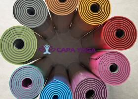 Nên Chọn Mua Thảm Tập Yoga Loại Nào Tốt Dành Cho Bạn| Capa Yoga
