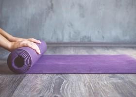 Những gì tồn tại trên thảm tập yoga