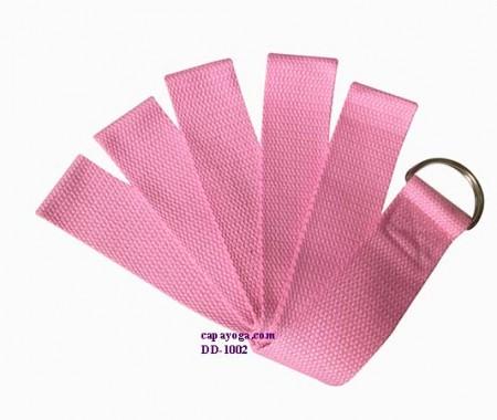 Dây Tập Yoga - Màu hồng