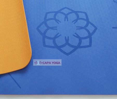 Thảm yoga định tuyến TPE