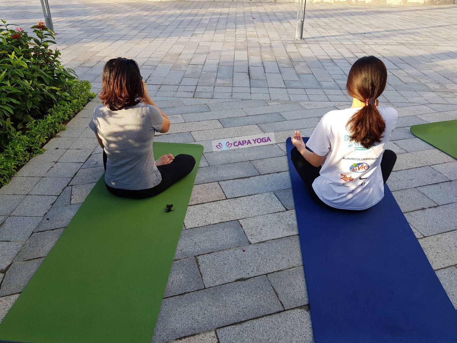 Mua thảm Yoga du lịch cao cấp